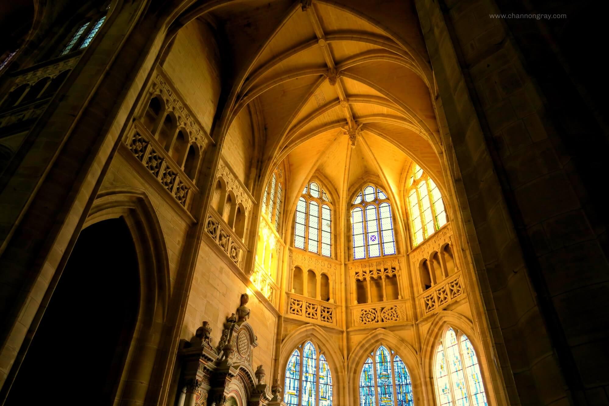 Church in Ecouche