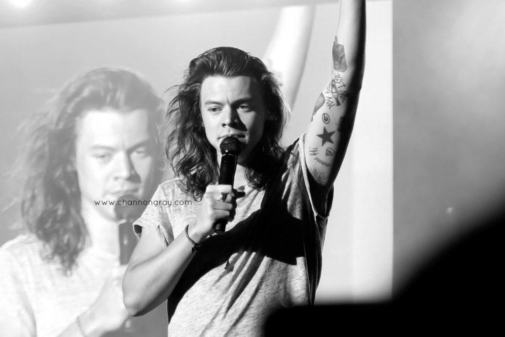 Harry Styles in London