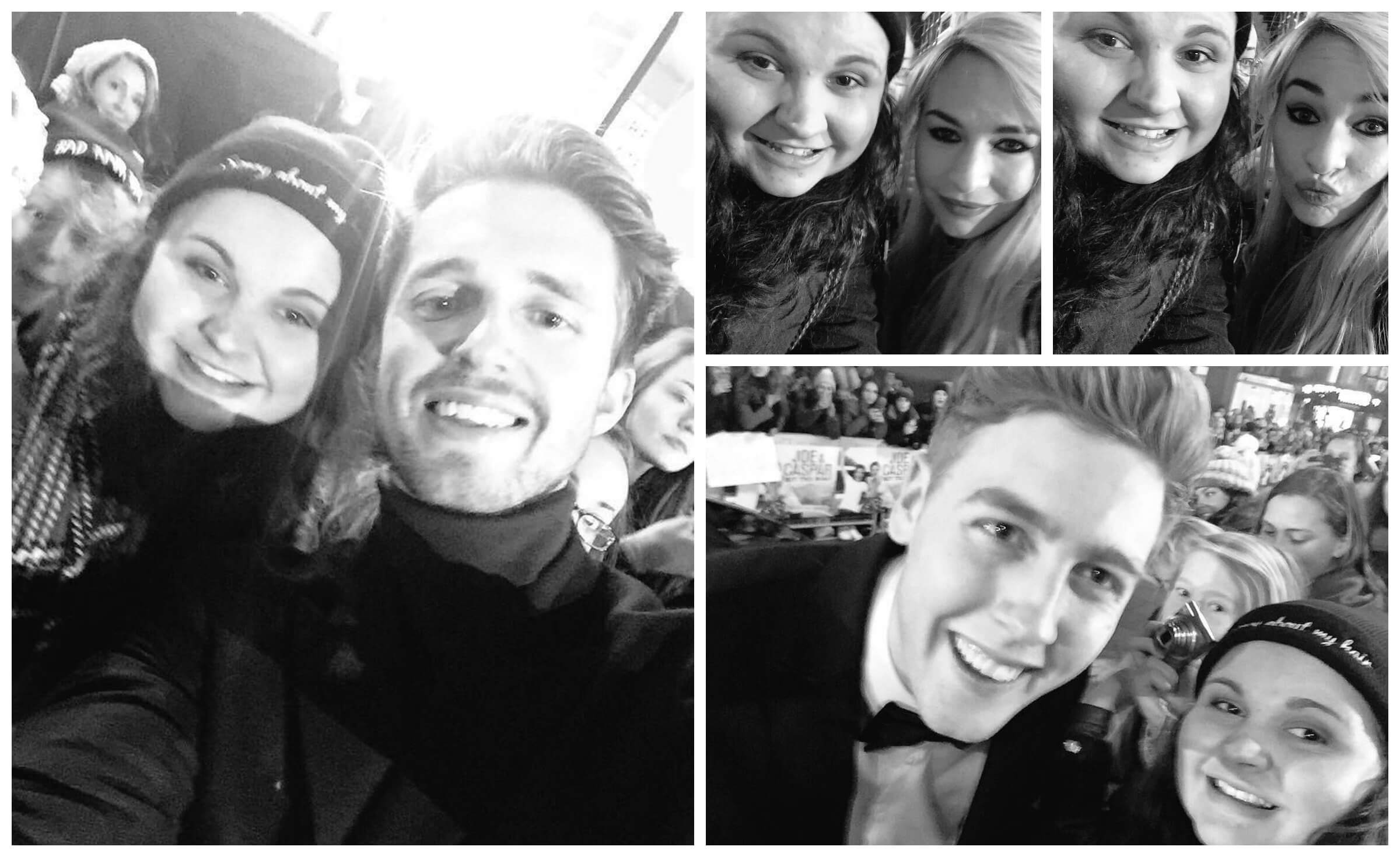 Myself, Marcus Butler, Josh Pieters and Katie Snooks.