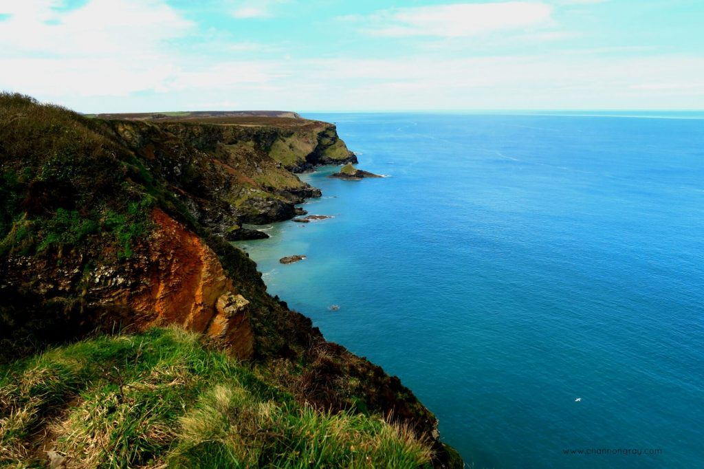 North Cliffs, Cornwall