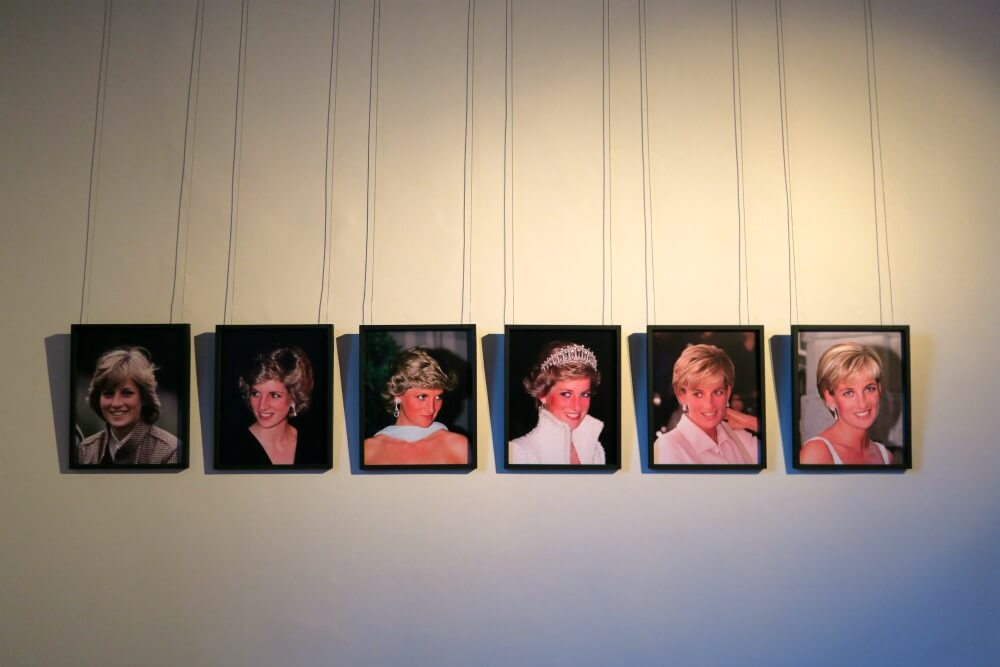Kensington Palace - Princess Diana Exhibition // heythereChannon