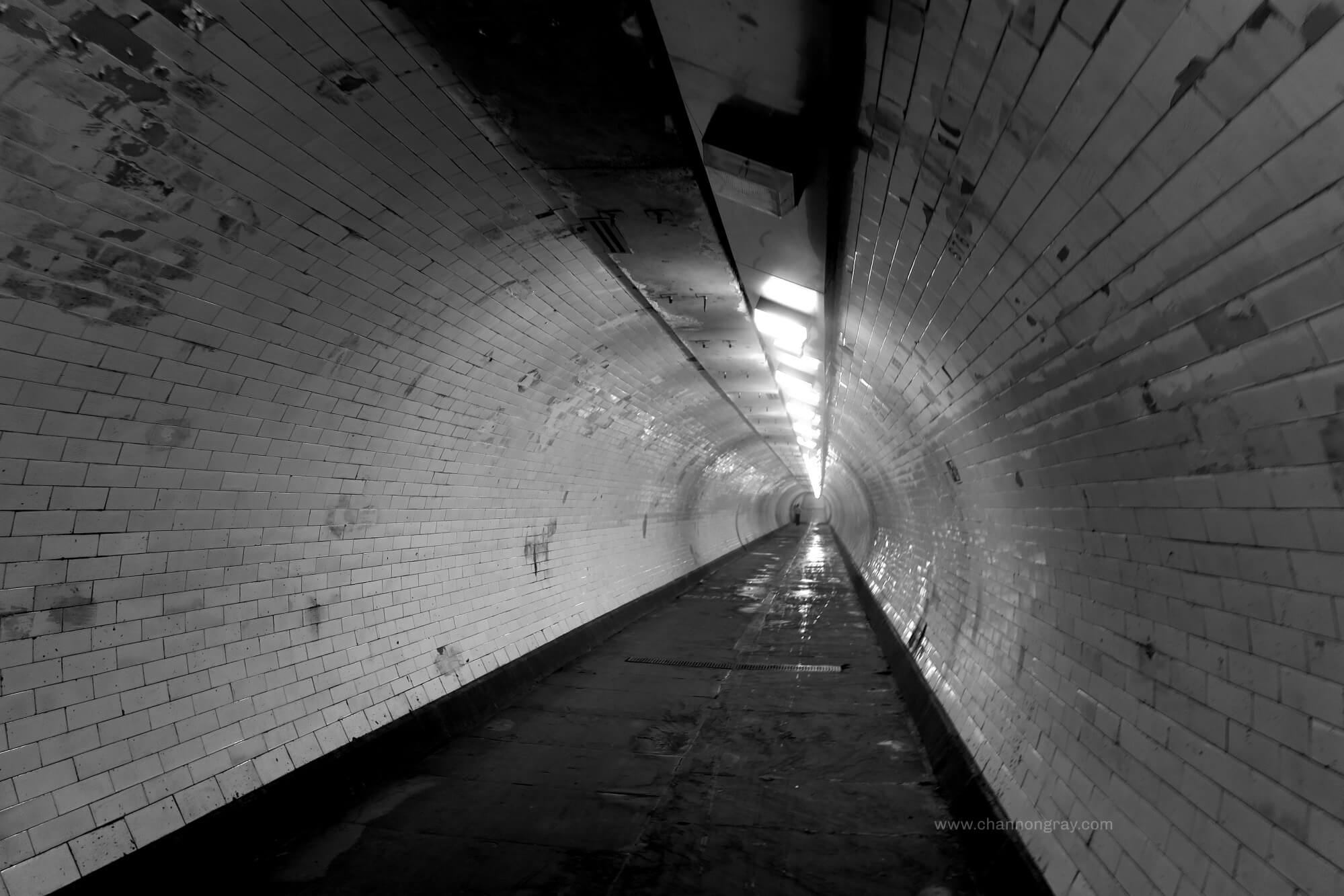 Greenwich and Island Gardens Foot Tunnel