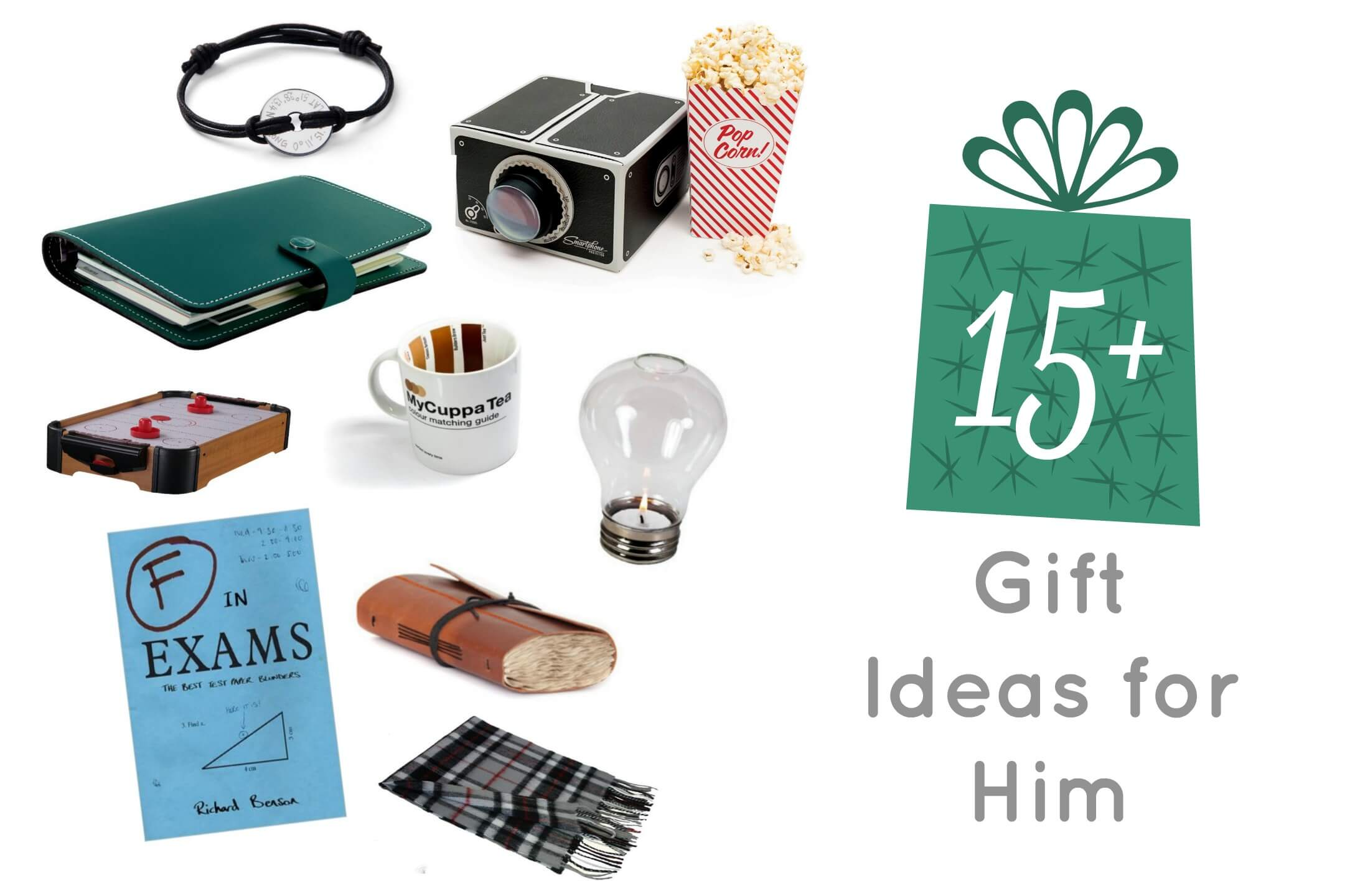 christmas present ideas for him great for all student budgets blogmas