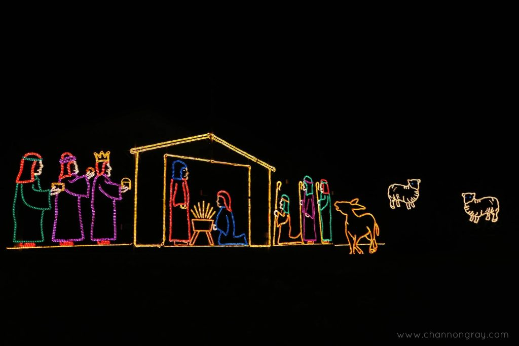 Nativity Angarrack Cornwall