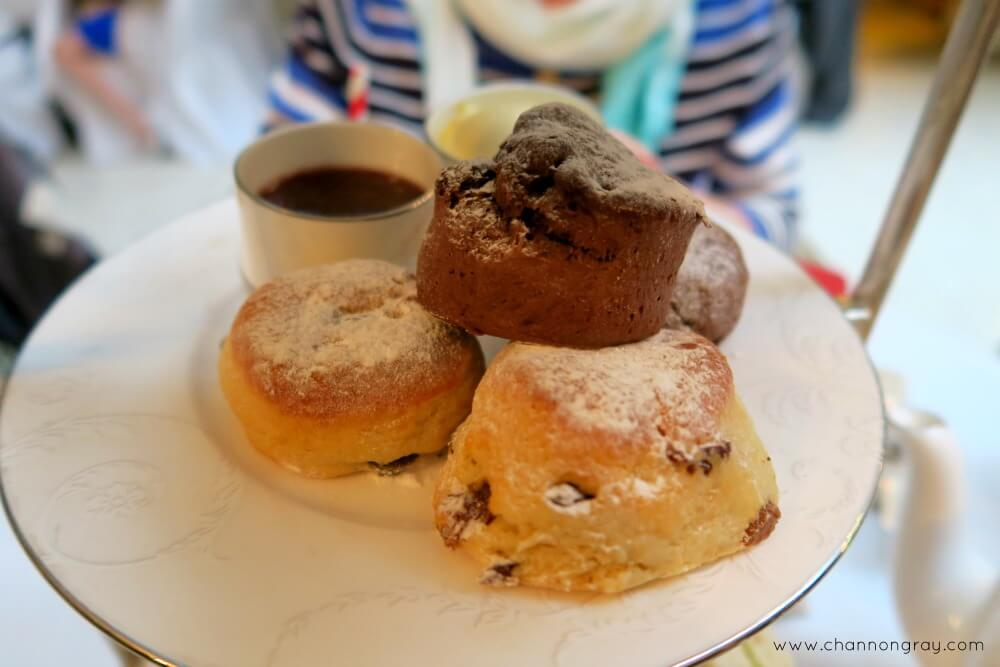 Willy Wonka Afternoon Tea at the Chesterfield London // heythereChannon