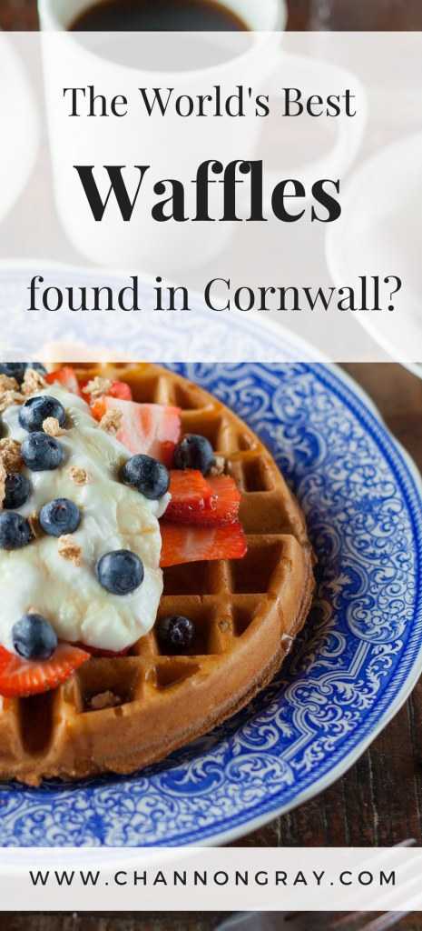 Have you tried or found the World's Best Waffles yet? I think I have in a small cafe in Truro, Cornwall. They offer the best Nutella and strawberry topped waffle! www.channongray.com // heythereChannon #indulge #sweettreats #foodblogger