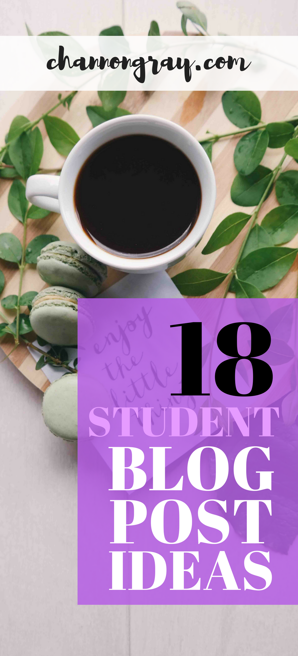 18 Student Blog Post Ideas You MUST Write About as a Lifestyle Blogger - As a student writer, writers-block can be a real issue; however, this list, posted in time for International Swap Ideas Day 2017 should help you well on your way // heythereChannon