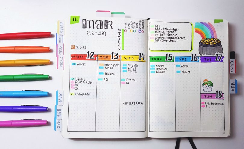 Getting organised, attending to your self-care and wellbeing and preparing the right mindset are all part of 'Planning For Success'. However, these need not be daunting or scary to achieve. Organisation is key to maximising your happiness and it's health benefits are in the ten's. You'll want to know this! - www.channongray.com // heythereChannon