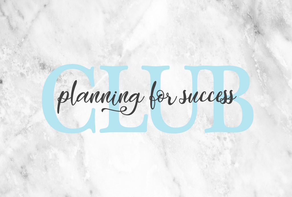 Finding a more productive lifestyle is key to achieving your goals and success. It's about being motivated and willing to do what you can to achieve your goals. Join the Planning For Success Club! www.channongray.com // heythereChannon